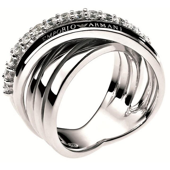 informazioni per 02b26 25418 anello donna emporio armani eg2730040510