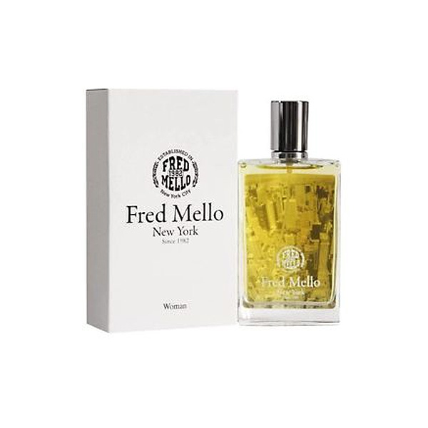 fred mello profumo new york donna
