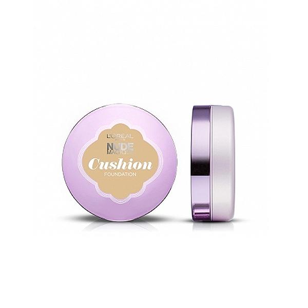 Køb LOreal Paris Nude Magique Cushion Foundation 14.6g