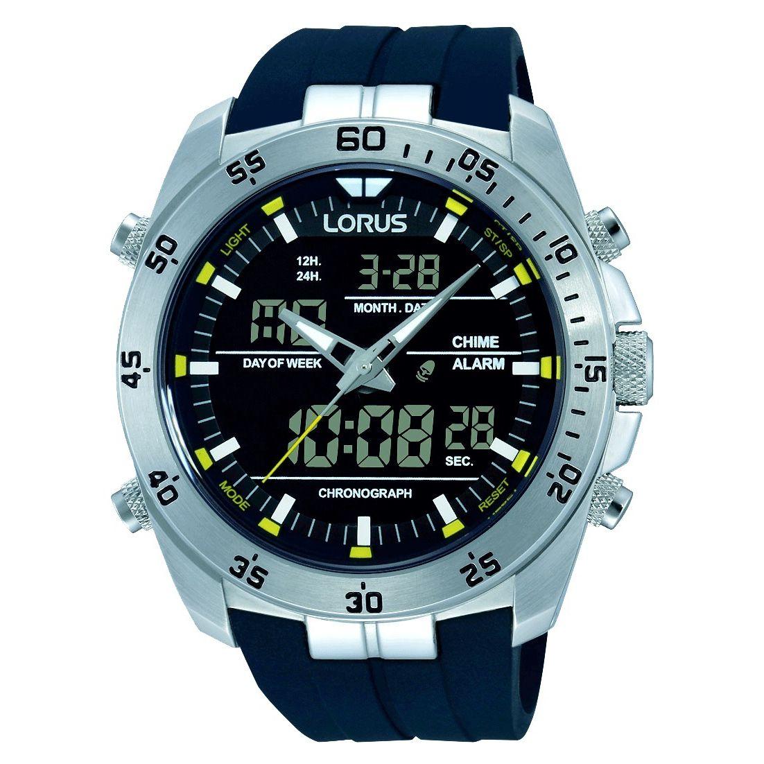 selezione straordinaria New York outlet in vendita orologio Lorus uomo RW619AX9 ean:4894138322433