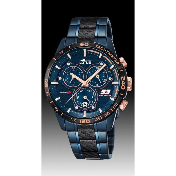 rivenditore di vendita 4a0bb 13602 orologio Lotus uomo 18330_1