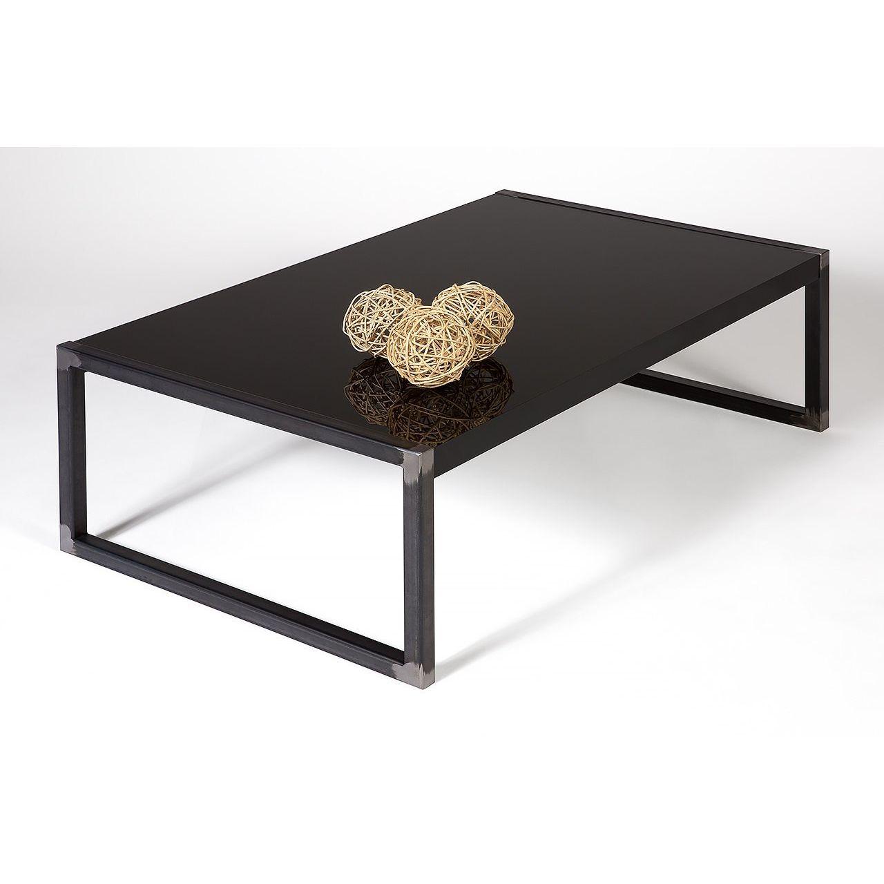 Dimensioni: 90 x 55 x 45 cm Colore: Bianco Tavolino da caff/è My- Stylo Collection