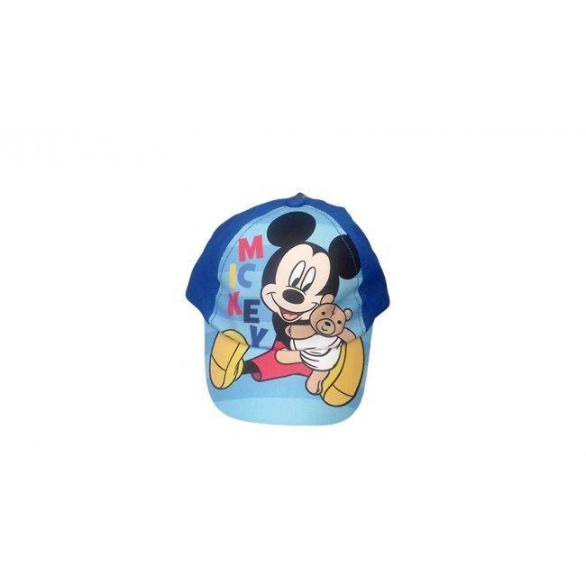 Tuta neonato Disney Mickey Mouse bluette