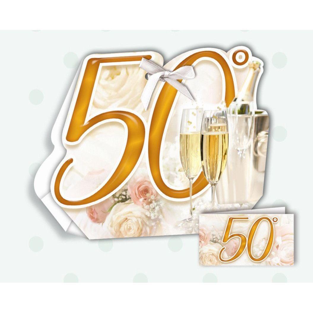 Anniversario Matrimonio 50 Anni.Confezione Portaconfetti Per Anniversario Di Matrimonio 50 Anni
