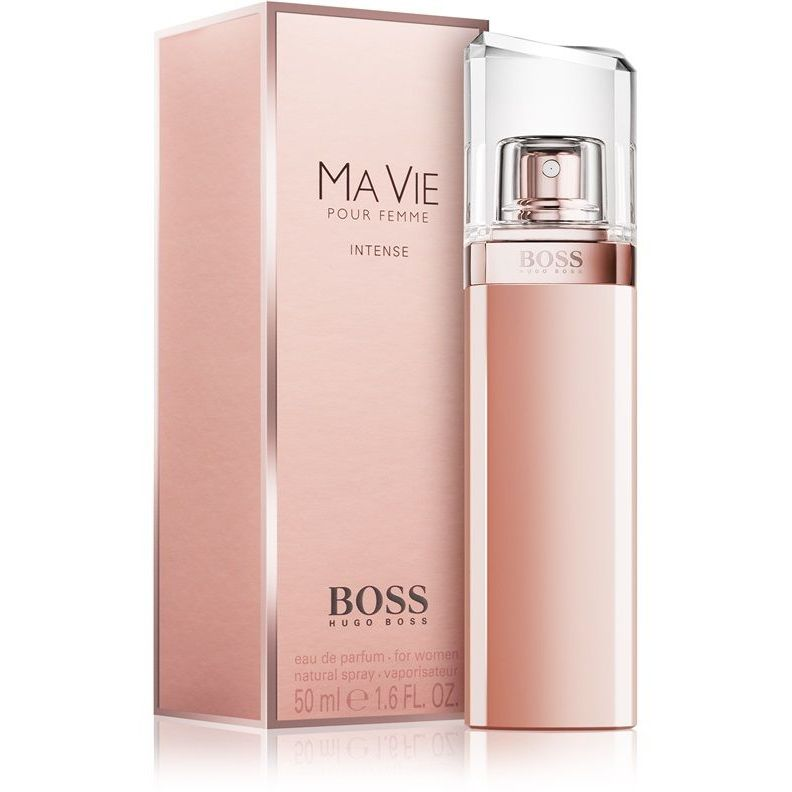 Hugo Boss Ma Vie Intense 50 Ml Eau De Parfum Edp Profumo Donna Ean 0730870171134