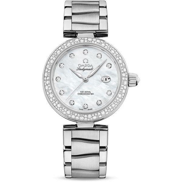 orologio Omega 42535342055002 donna De Ville Ladymatic