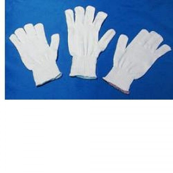 Fulla2116 confezione da 5 paia misura: M morbidi guanti in cotone