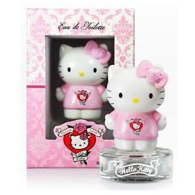 Hello Kitty Secret Love 20 ml Eau de Toilette edt Profumo Donna