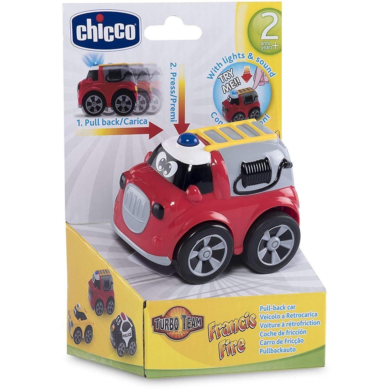 artsana (chicco) turbo team workers pompieri 07902-00 8058664053148