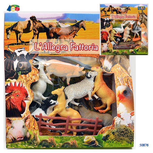 ANIMALI FATTORIA 50876 BUSTA