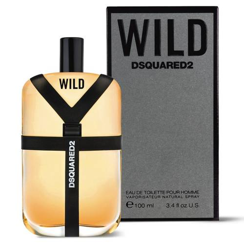 Dsquared Wild Homme eau de toilette spray 100 ml